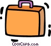 Luggage Vector Clipart graphic