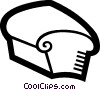 Vector Clip Art picture  of a Bread