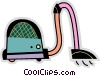 Vacuum Cleaners Vector Clipart picture