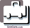 Briefcases Vector Clip Art picture