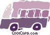 Urban Transportation Vector Clipart picture
