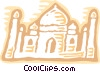 International Buildings Vector Clipart picture