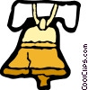 Liberty Bell Vector Clip Art picture