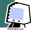 Monitors Vector Clipart picture