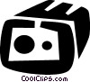 Vector Clipart image  of a Pencil Sharpeners