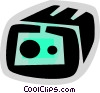 Vector Clip Art image  of a Pencil Sharpeners
