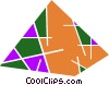 Pyramids Vector Clipart picture