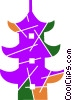 Temples Vector Clip Art picture