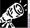 Telescopes Vector Clip Art picture