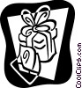 Christmas Presents Gifts Vector Clipart image