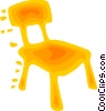 Chairs Vector Clipart picture
