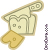 Bread Vector Clipart illustration