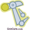 Vector Clipart image  of a Various Tools