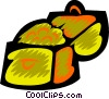 Vector Clip Art picture  of a Treasure Chests