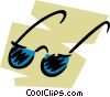 Glasses and Eyeglasses Vector Clip Art image