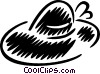 Vector Clip Art picture  of a Hats