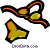 Swimming Suits Vector Clip Art image