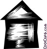 Urban Housing Vector Clipart image