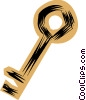 Keys and Locks Vector Clipart picture