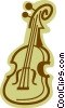 Violins and Fiddles Vector Clipart picture