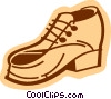 Dress Shoes Vector Clipart picture