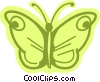 Butterflies Vector Clipart illustration