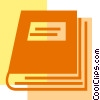 Books and Records Vector Clip Art graphic