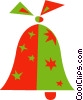 Christmas Bells Vector Clip Art picture