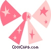 Ribbons Vector Clip Art graphic