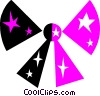 Ribbons Vector Clipart picture