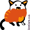 Cats Vector Clipart picture