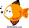 Various Fish Vector Clip Art graphic