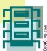 Chips and Processors Vector Clip Art image