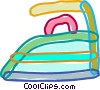 Irons Ironing Vector Clip Art picture