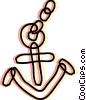 Anchors Vector Clipart picture