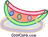Watermelons Vector Clip Art picture