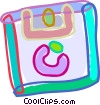 Diskettes Floppy Disks Vector Clipart graphic