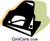 Hole Punchers Vector Clip Art graphic