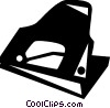 Vector Clipart image  of a Hole Punchers