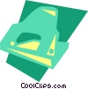 Hole Punchers Vector Clipart picture