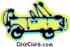 Four-Wheel Drive Vehicles Vector Clipart image