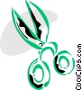Scissors Vector Clipart graphic