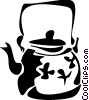 Kettles Vector Clipart image