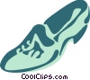 Dress Shoes Vector Clip Art graphic