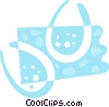 Vector Clipart illustration  of a Eggs