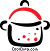 Pots and Pans Vector Clipart image