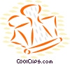 Vector Clip Art graphic  of an Alligator or Bulldog Clips