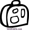 Luggage and Storage Vector Clipart picture