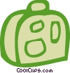 Luggage and Storage Vector Clip Art picture