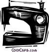 Sewing Machines Vector Clipart picture